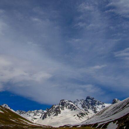 highland, glacier valley, valley, Pentax K-5 II S