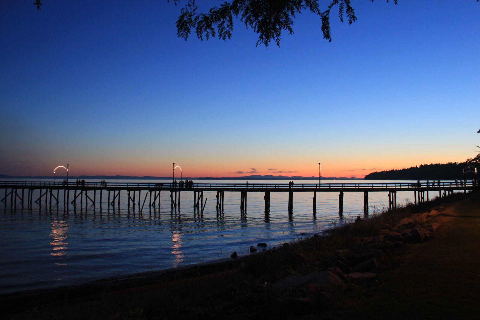 """Canon EOS 60D sample photo. """"Sea, dock, pier"""" photography"""
