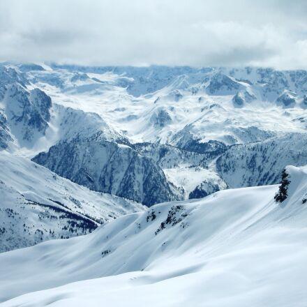 winter, mountains, wintry, Sony DSC-W17