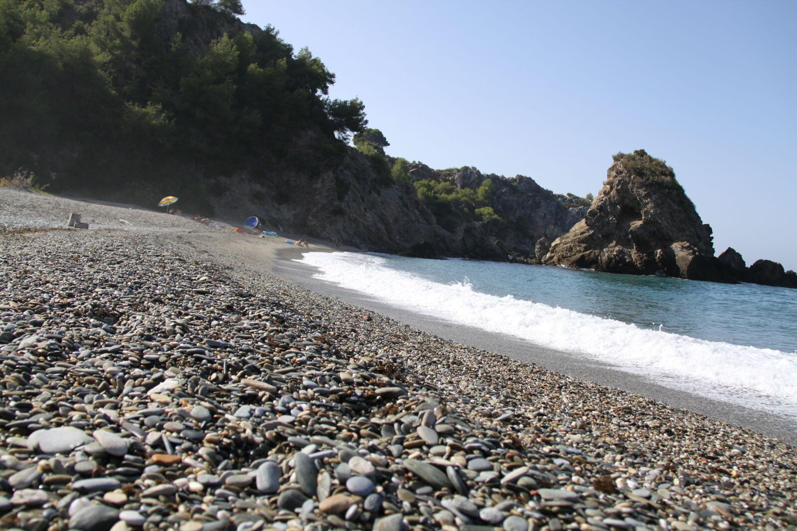"Canon EOS 50D sample photo. ""Beach, by, the, sea"" photography"