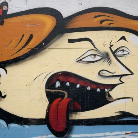 r sselsheim germany, graffiti, Fujifilm X-T1