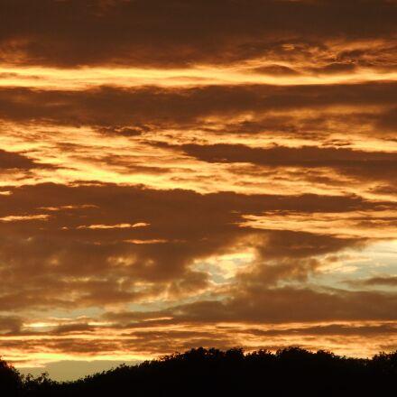 sky, clouds, dramatic, Fujifilm FinePix JZ510
