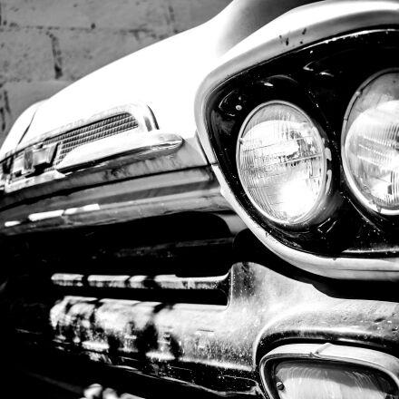 apache, vintage, car, Canon EOS REBEL T6S