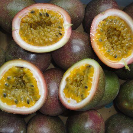 tropical, passion fruit, fruit, Sony DSC-W270