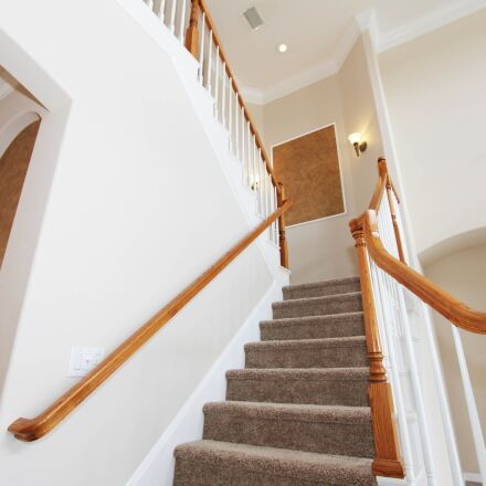 staircase, carpeted, house, Canon EOS 60D