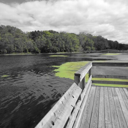 nature, water, dock, Canon POWERSHOT ELPH 110 HS