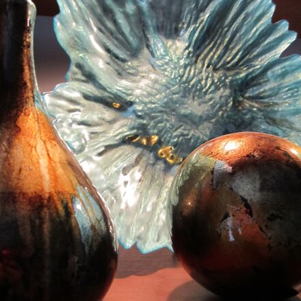 abstract, still life, glass, Canon POWERSHOT SD1400 IS