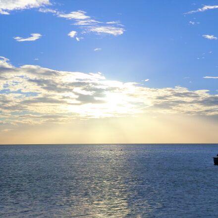 beach, costa, holiday, Sony DSC-W690