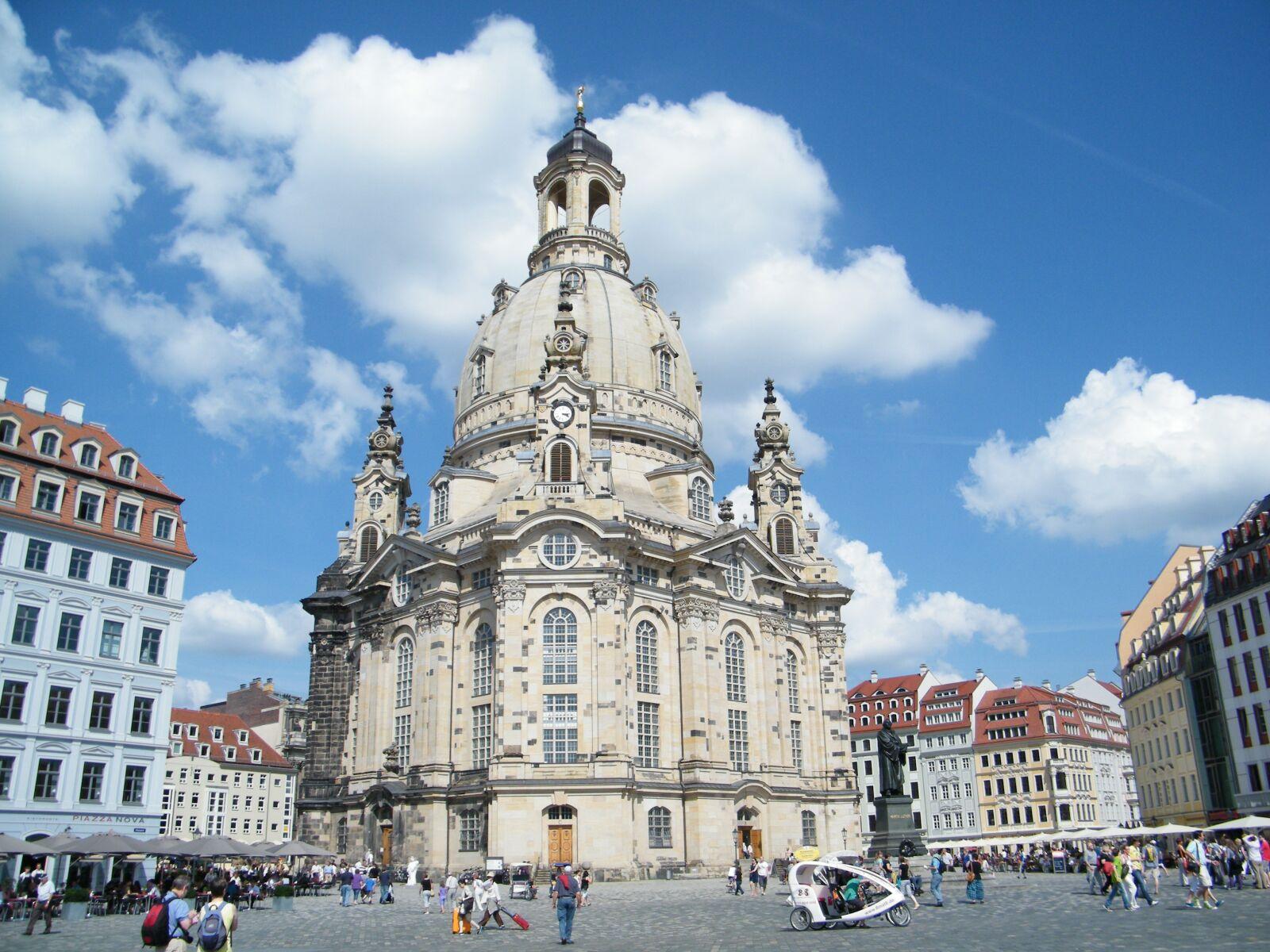 "Fujifilm FinePix S2000HD sample photo. ""Dresden, frauenkirche, frauenkirche dresden"" photography"