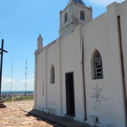 church, faith, urban, Nikon COOLPIX L830