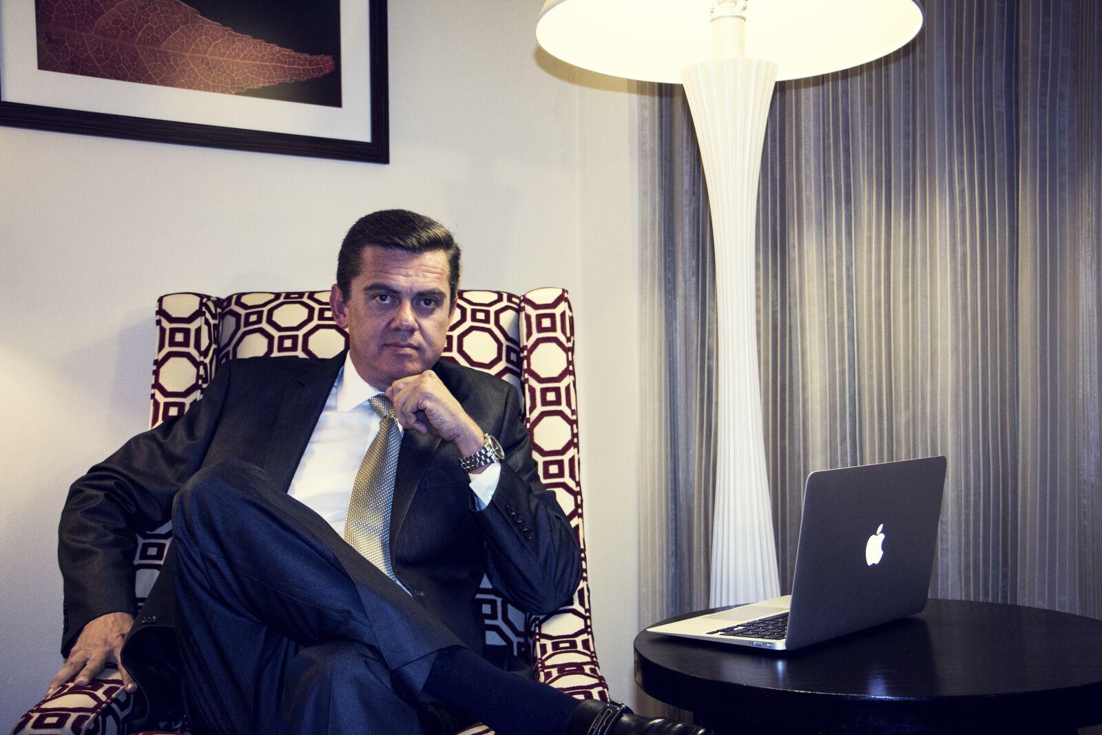 attorney, businesman, businessman, executive