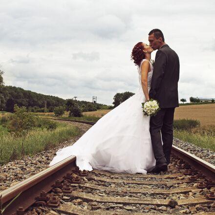 wedding, track, summer, Canon EOS 7D