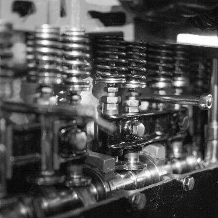photography, car, oldtimer, engine, Sony SLT-A58