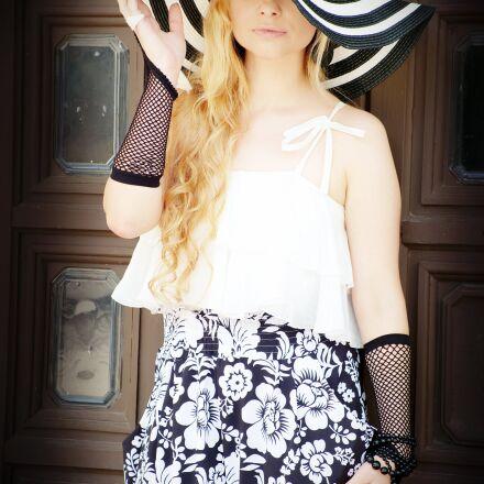 lovely, fashion, woman, Fujifilm X-A1