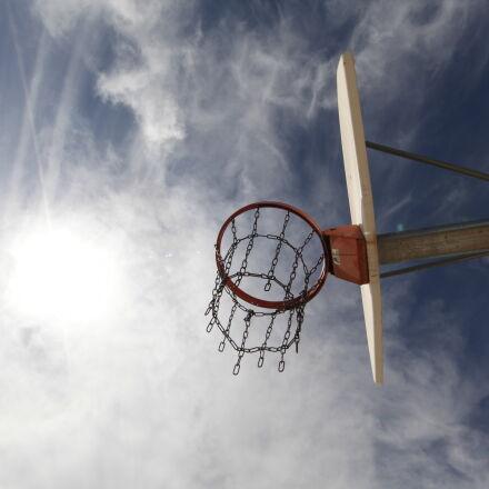 sky, park, ball, game, Canon EOS 5D MARK II