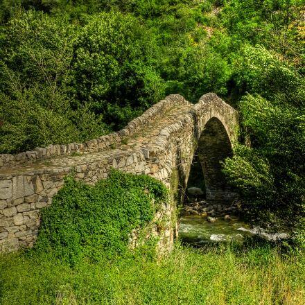 medieval bridge, pont de, Fujifilm X100S