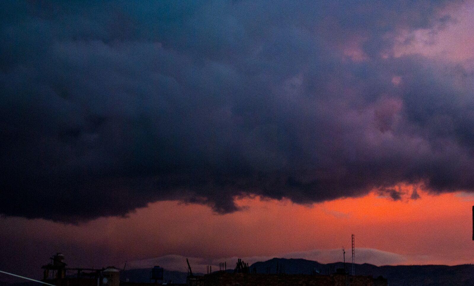 "Nikon D3000 sample photo. ""Tarde, cielo, sol"" photography"