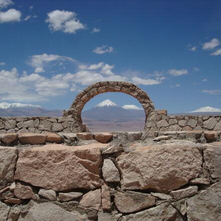 atacama, chile, desert, landscape, Sony DSC-W90