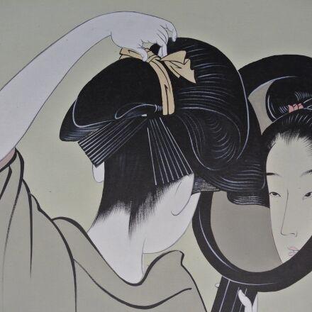 japan, illustration, beauty, Nikon 1 V1