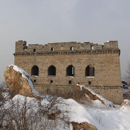building, winter, ancient, Canon EOS 1100D