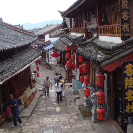 yunnan, lijiang, shopping, Sony DSC-T20