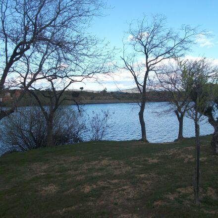 marsh, river, water, Fujifilm FinePix AV100