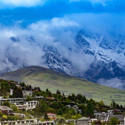 queenstown, newzealand, mountain, Panasonic DMC-GH2