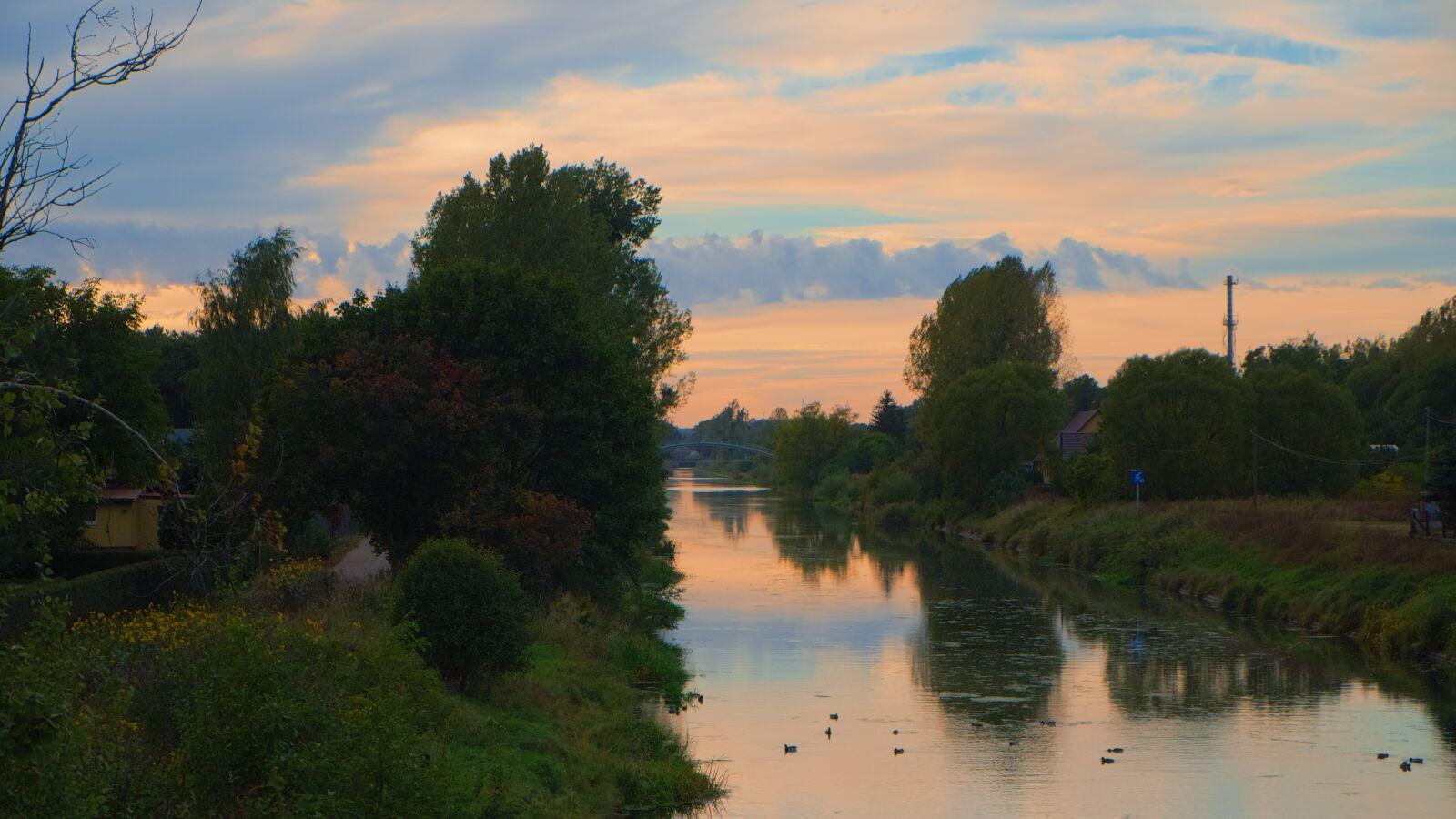 "Fujifilm X-E1 sample photo. ""Water, mood, landscape"" photography"