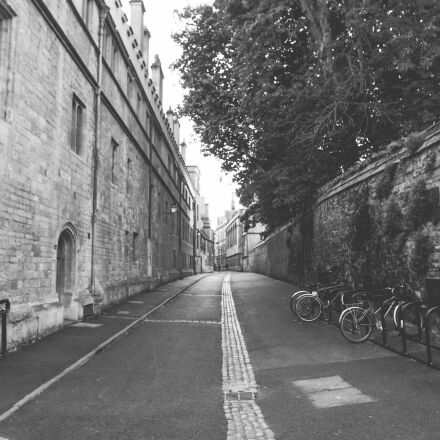 street, old, oxford, Canon EOS 60D