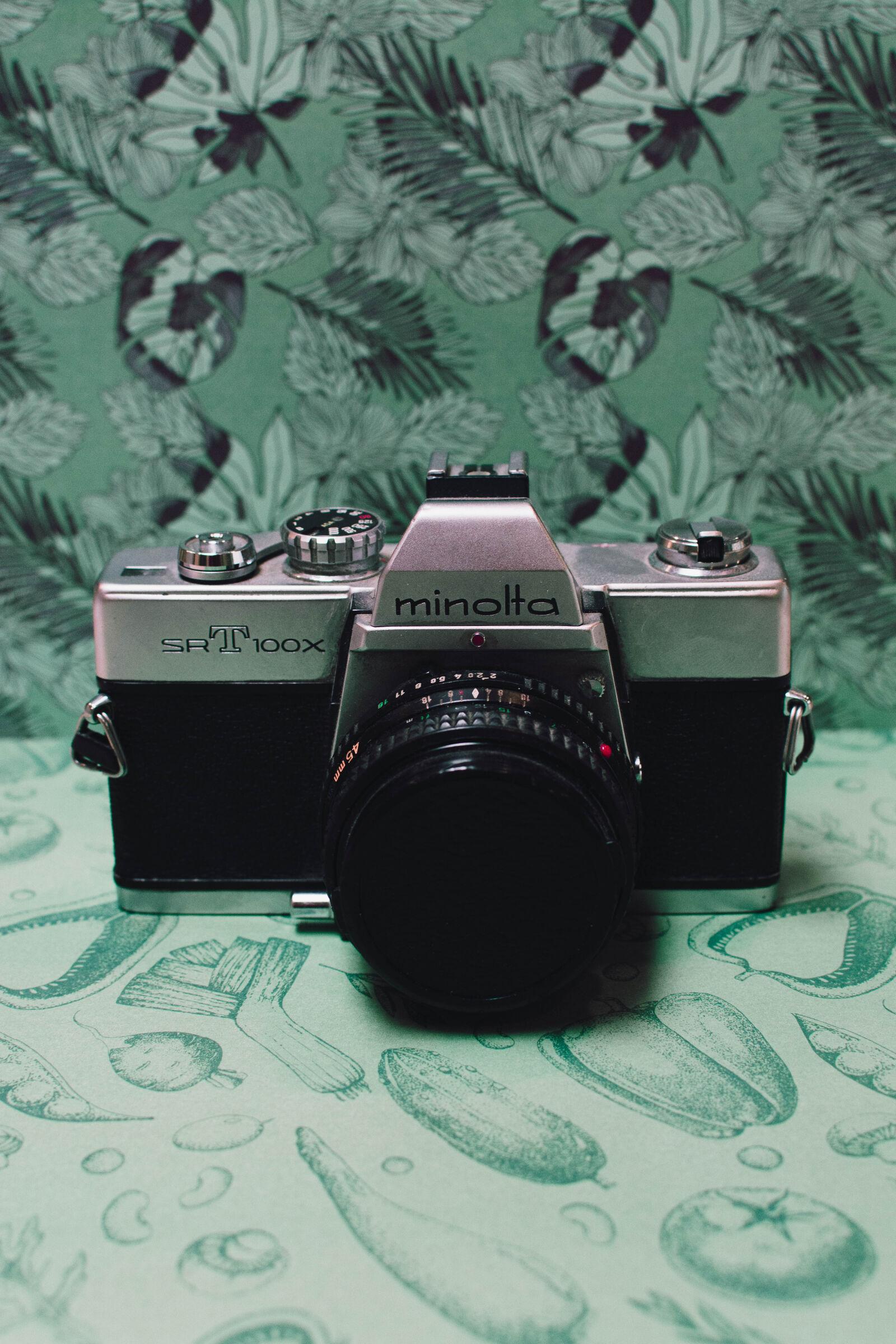 black, and, gray, film