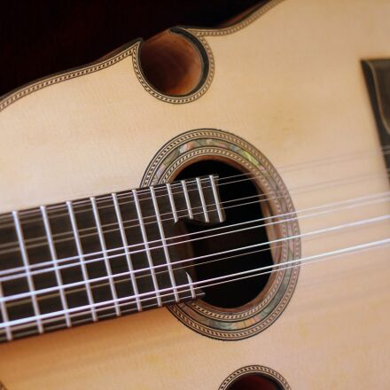 acoustic, guitar, classical, music, Canon EOS REBEL T4I