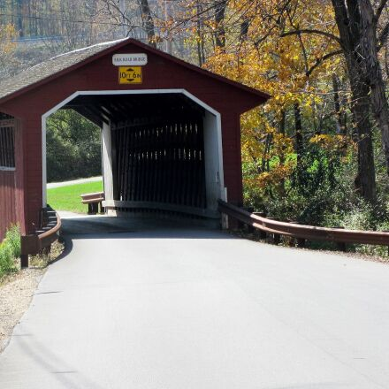 covered bridge, amish, covered, Canon POWERSHOT SX120 IS