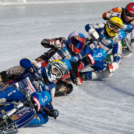 iceracing, motorcycles, winter, Nikon D700