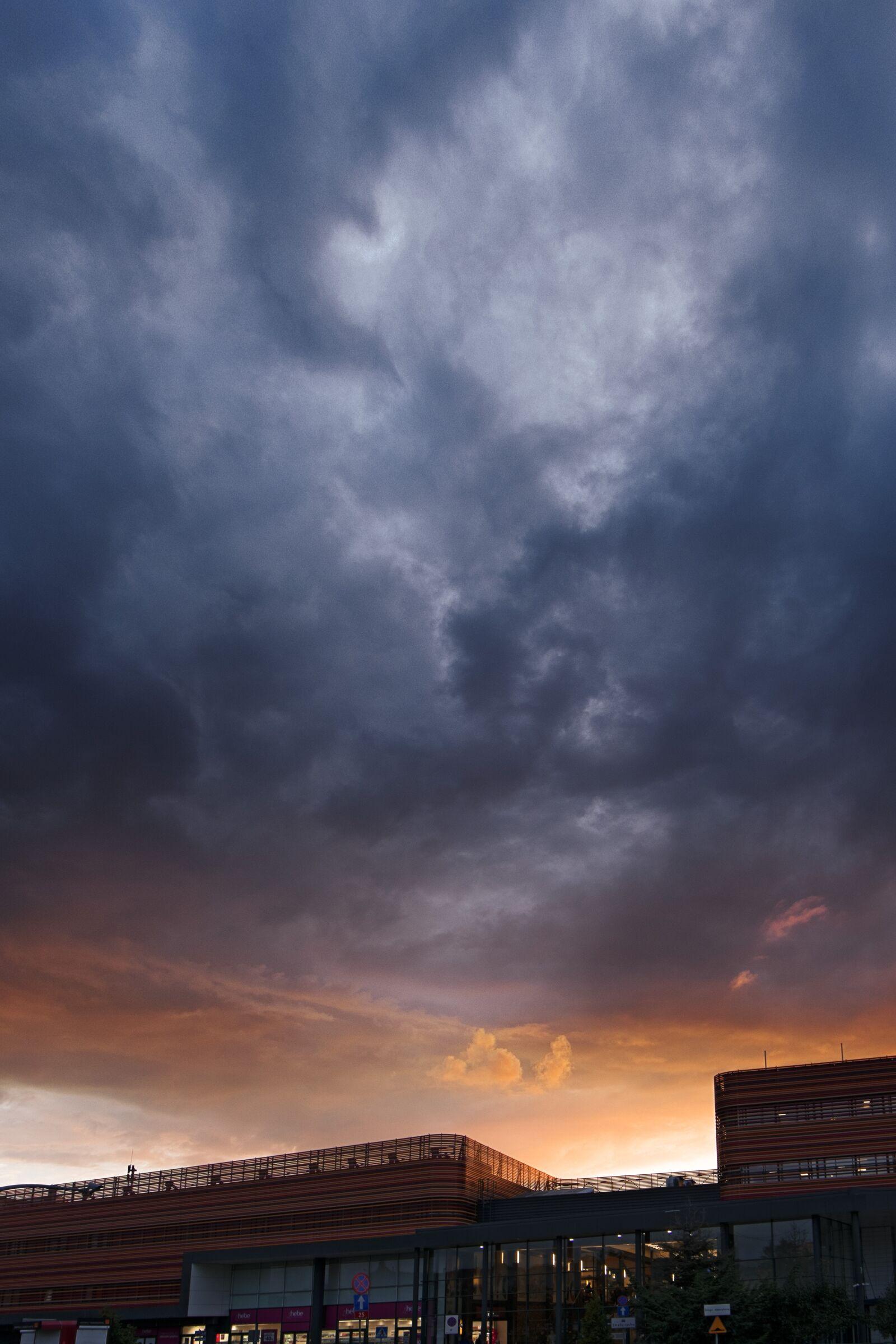 "Fujifilm X-E1 sample photo. ""Sky, clouds, mood"" photography"