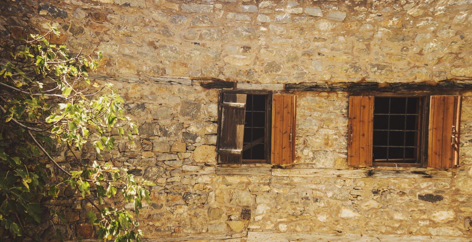 spinalonga, wall, old