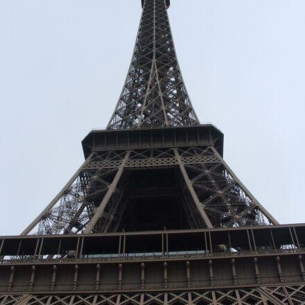paris, eiffel tower, travel, Fujifilm FinePix S3500