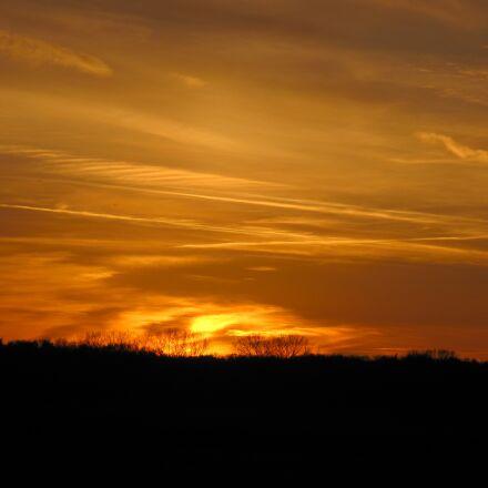sunset, light on the, Canon DIGITAL IXUS 990 IS