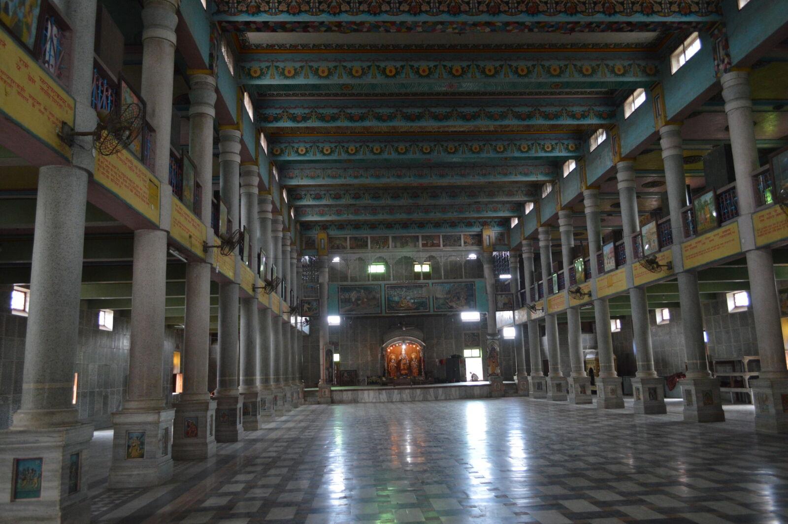 "Nikon D3200 sample photo. ""Temple"" photography"