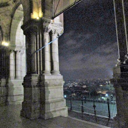 the, sacre, coeur, basilica, Canon POWERSHOT ELPH 170 IS