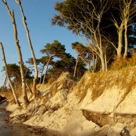 beach, sea, baltic sea, Nikon COOLPIX L29
