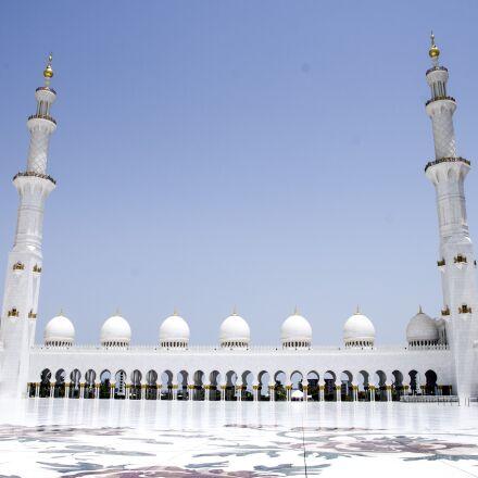 abu dhabi, the grand, Pentax K-X