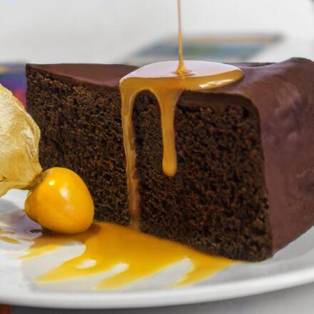 food, chocolate, cake, Pentax K-5