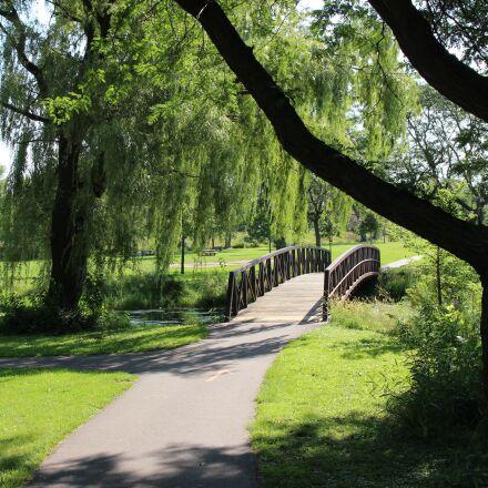 bridge, landscape, nature, Canon EOS REBEL T3I