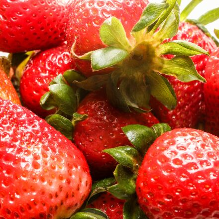strawberry, fruit, healthy, Canon EOS REBEL T3I