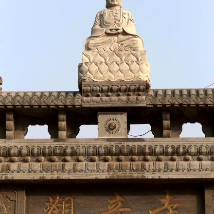 buddha statues, kwan-yin temple, Canon EOS 6D