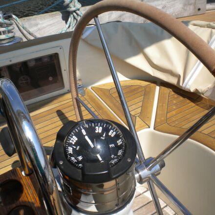 sailing vessel, ship, steering, Nikon COOLPIX S225