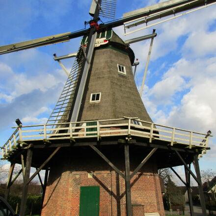windmill, Canon POWERSHOT ELPH 170 IS