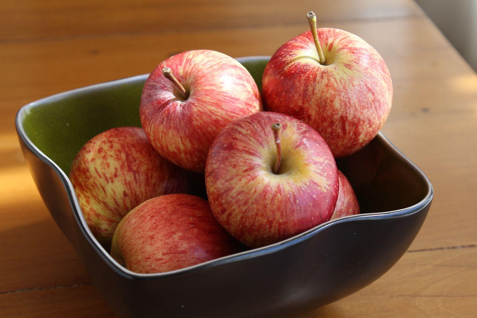 "Canon EOS 7D sample photo. ""Apple, food, fruit"" photography"