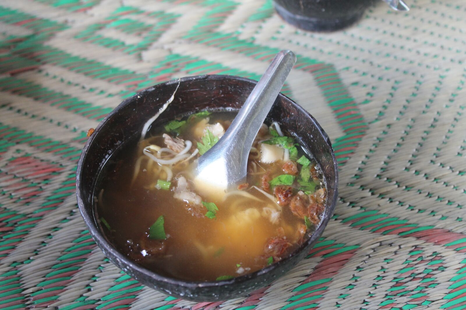 """Canon EOS 1100D (EOS Rebel T3 / EOS Kiss X50) sample photo. """"Soto, food, indonesian"""" photography"""