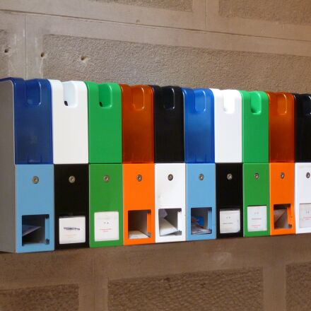 mailbox, letters, letter box, Panasonic DMC-TZ18